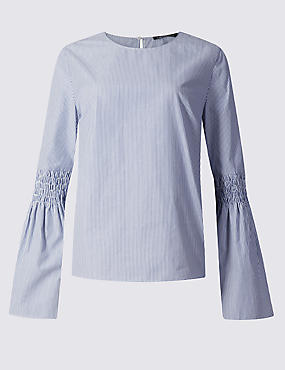 fluted-sleeve