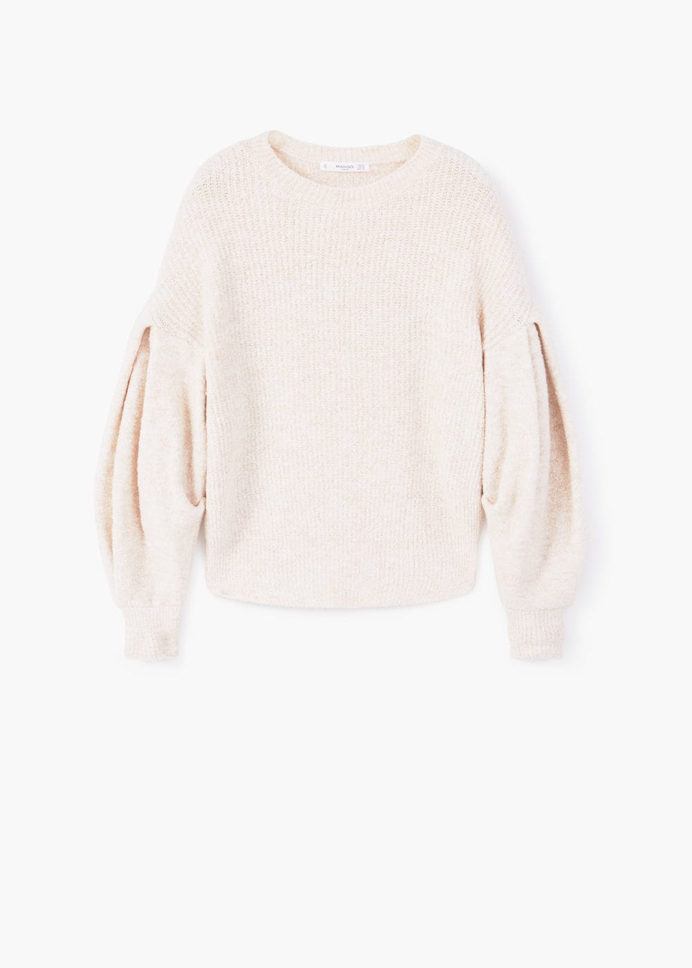 puffed-sleeve-sweater