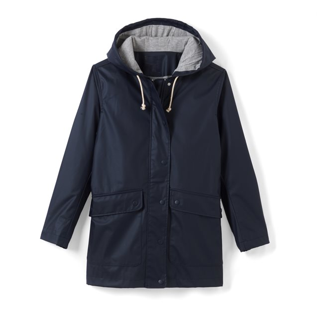 waxed-hooded-raincoat