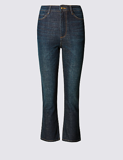 Cropped Flare jeans.jpeg