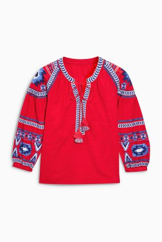 Red peasant TOp