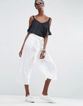ASOS Linen Culottes