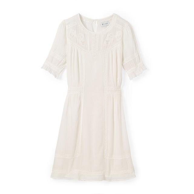 La redoute white cotton