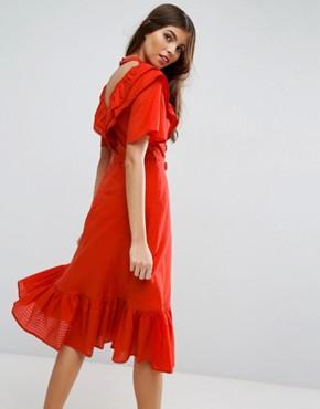 Red ASOS